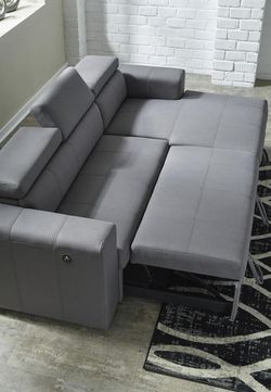 ‼️Salado Gray Sleeper Sectional with Storage‼️ for Sale in Austin,  TX