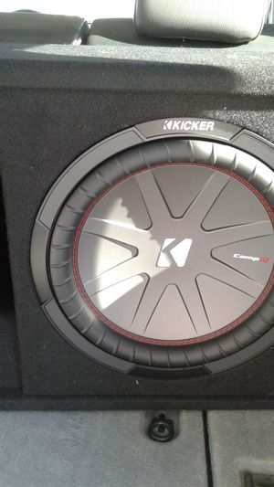 12 inch kicker comp R new for Sale in Martinsburg, WV