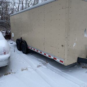 Enclosed Trailer for Sale in Grayslake, IL