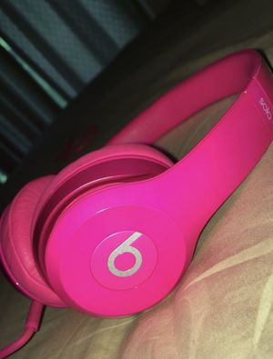 Beat solo 2's by Dr. Dre Headphones for Sale in Richmond, VA