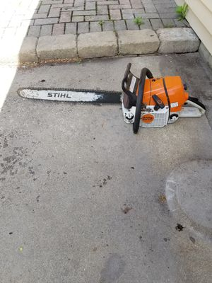 CHAINSAW STIHL 25 INCHES BAR MODEL MS461 for Sale in Melrose Park, IL