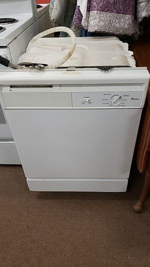 Amana dishwasher, works for Sale in Norman, OK