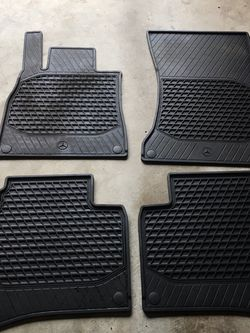 Floor mats - Mercedes Sedan for Sale in Woodinville,  WA