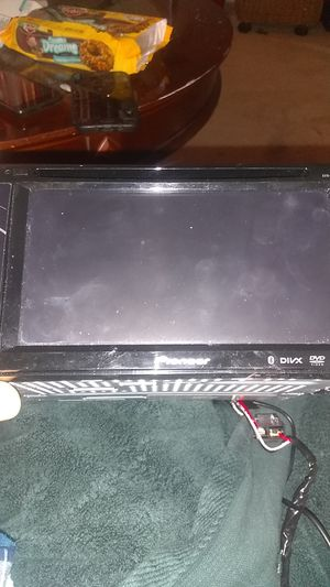 Pioneer touch screen in-dash for Sale in Oakland, CA