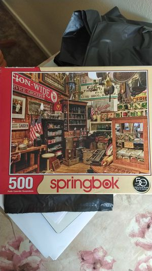 500 PC puzzle for Sale in Lincoln Acres, CA