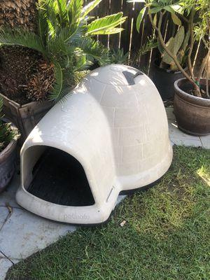 Large igloo dog house for Sale in Murrieta, CA