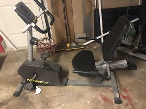 Marcy exercise bike $20 for Sale in Houston, TX