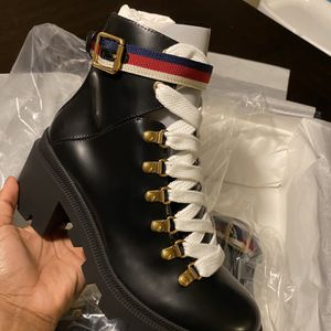 Gucci Women's Trip Ankle Boots 38.5 / 8.5 for Sale in Philadelphia, PA