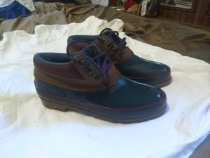 Women Boots waterproof size 8 leather NORTHWOODS New! for Sale in St. Louis, MO