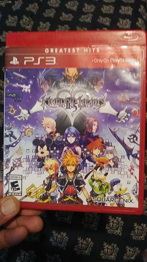 Kingdom Hearts 2.5 for Sale in El Paso, TX