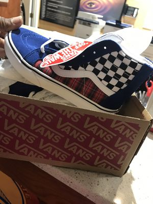 Brand new shoes vans size 3 kids for Sale in Oakland, CA