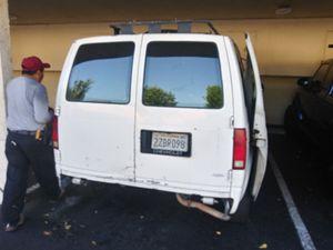 91 chevy astro mini van / cargo van for Sale in Riverside, CA