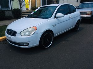 2007 Hyundai accent sport for Sale in Portland, OR
