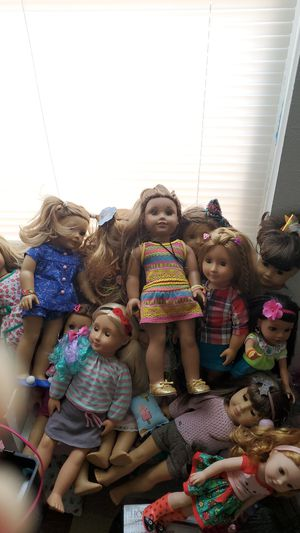 American girl dolls for Sale in San Diego, CA