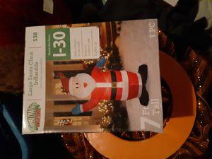 Outdoor indoor Santa never opened brand new for Sale in Fort Wayne, IN