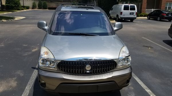 Buick rendevzous suv