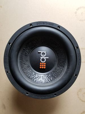 Powerbass Subwoofers M-104 X3 for Sale in Rialto, CA
