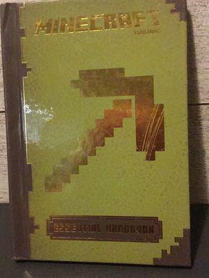 Minecraft Essential Handbook for Sale in Tampa, FL
