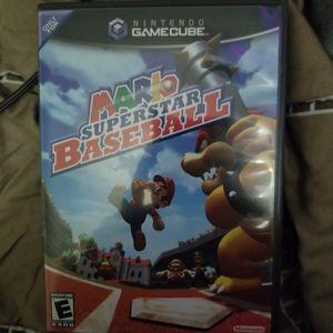 Mario Superstar Baseball for Sale in Arlington, VA