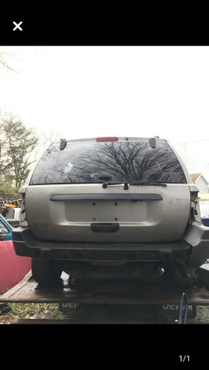 99-04 Jeep Grand Cherokee rear hatch for Sale in Plainfield, NJ