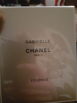 Coco Chanel Gabrielle perfume (3.4 oz) for Sale in Wichita, KS