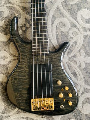 SCHACK Bass Guitar Custom made in Germany! for Sale in Downey, CA