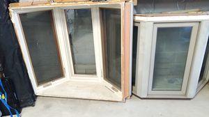 2 bay casement windows. for Sale in Traverse City, MI