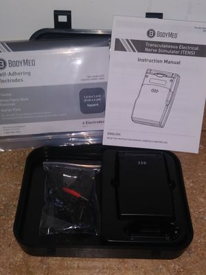 ⭐BRAND NEW⭐BodyMed Transcutameous Electrical Nerve Stimulator with Electrodes!⭐MAKE AN OFFER⭐ for Sale in Miami, FL