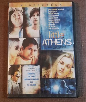 Little Athens DVD widescreen movie for Sale in Three Rivers, MI