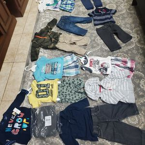 12 month and 18months old Boy Clothes // Ropa de Niño for Sale in Houston, TX