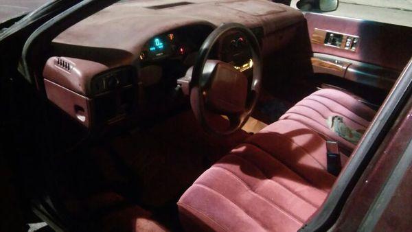 95 Chevy caprice