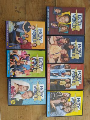 Boy Meets World Complete DVD set for Sale in Orlando, FL