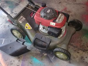 Craftsman 3 in 1 self propelled lawnmower for Sale in Cameron, MO