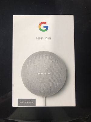 Mini google nest for Sale in Long Beach, CA