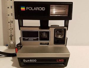 Polaroid Sun 600 LMS for Sale in Cleveland, OH