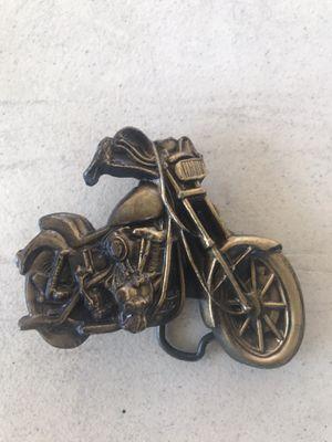 Belt Buckle - Motorcycle for Sale in Fort Meade, FL