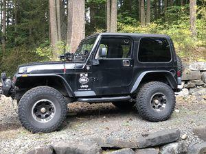 2005 Jeep Wrangler X TJ for Sale in Graham, WA