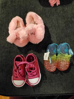 New baby girl shoes for Sale in Hayward, CA