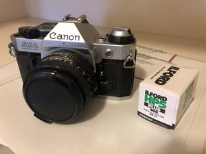 Canon AE-1 Program 35mm SLR Film Camera for Sale in Madison Heights, MI