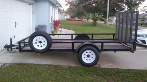 6x12 utility trailer for Sale in Palm City, FL
