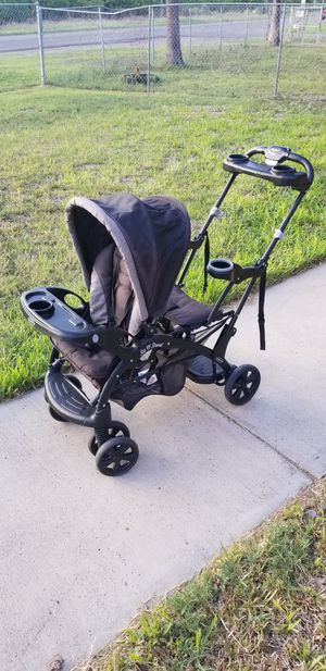 Baby trend double stroller for Sale in Mission, TX