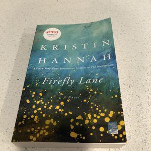 Firefly Lane By Kristin Hannah for Sale in Corona, CA