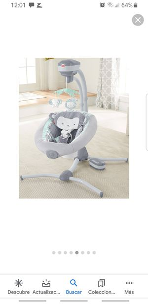 Fisher price baby swing for Sale in Phoenix, AZ