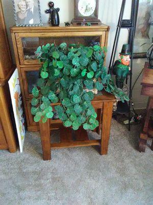SILK ARTIFICIAL PLANT IN WICKER BASKET for Sale in Lakewood, CO