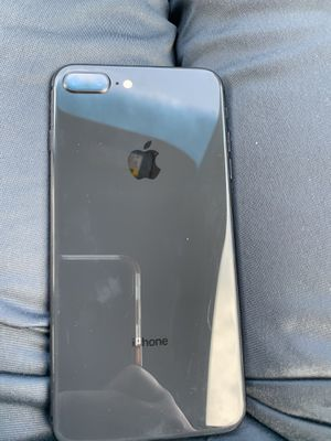 iPhone 8 Plus CRICKET SERVICE for Sale in Denver, CO