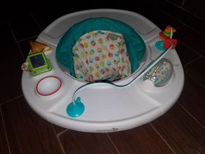 Summer teal baby chair for Sale in Houston, TX