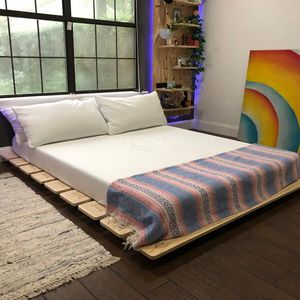 Queen bed frame (brand new) for Sale in Seattle, WA