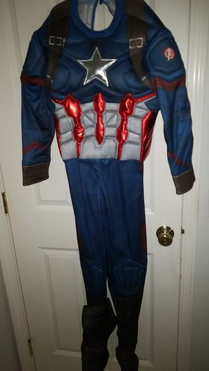 Marvel captain america custom for Sale in Kent, WA