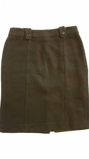 Talbot Black Waffle Fabric Skirt - Size 4P for Sale for sale  Scottsdale, AZ