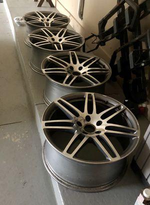 Audi Q7, RS4 S Line Rims for Sale in Macomb, MI
